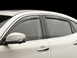 Side Window Deflector Rain Deflector BY WEATHERTECH