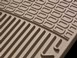All Weather Floor Mat ribbed design BY WEATHERTECH