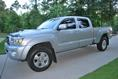 2007 Toyota Tacoma Side Window Deflectors - In-Window-Channel