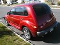 2001 Chrysler PT Cruiser Side Window Deflectors - In-Window-Channel