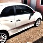 2015 Fiat 500 Side Window Deflectors - In-Window-Channel