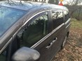 2015 Honda Odyssey Side Window Deflectors - In-Window-Channel