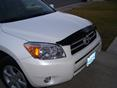 2006 Toyota RAV4 Stone and Bug Deflectors for your Vehicles Hood