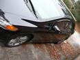 2007 Honda Civic Side Window Deflectors - In-Window-Channel