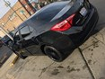 2017 Toyota Corolla Side Window Deflectors - In-Window-Channel