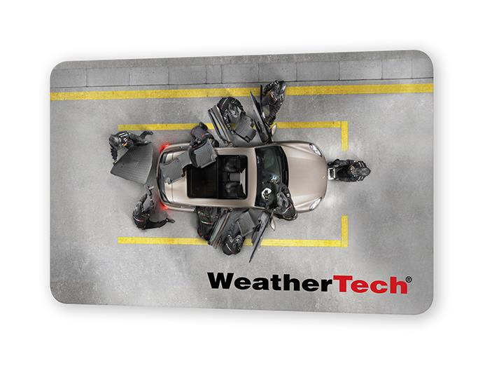 Gift Card For WeatherTech Products | WeatherTech.ca