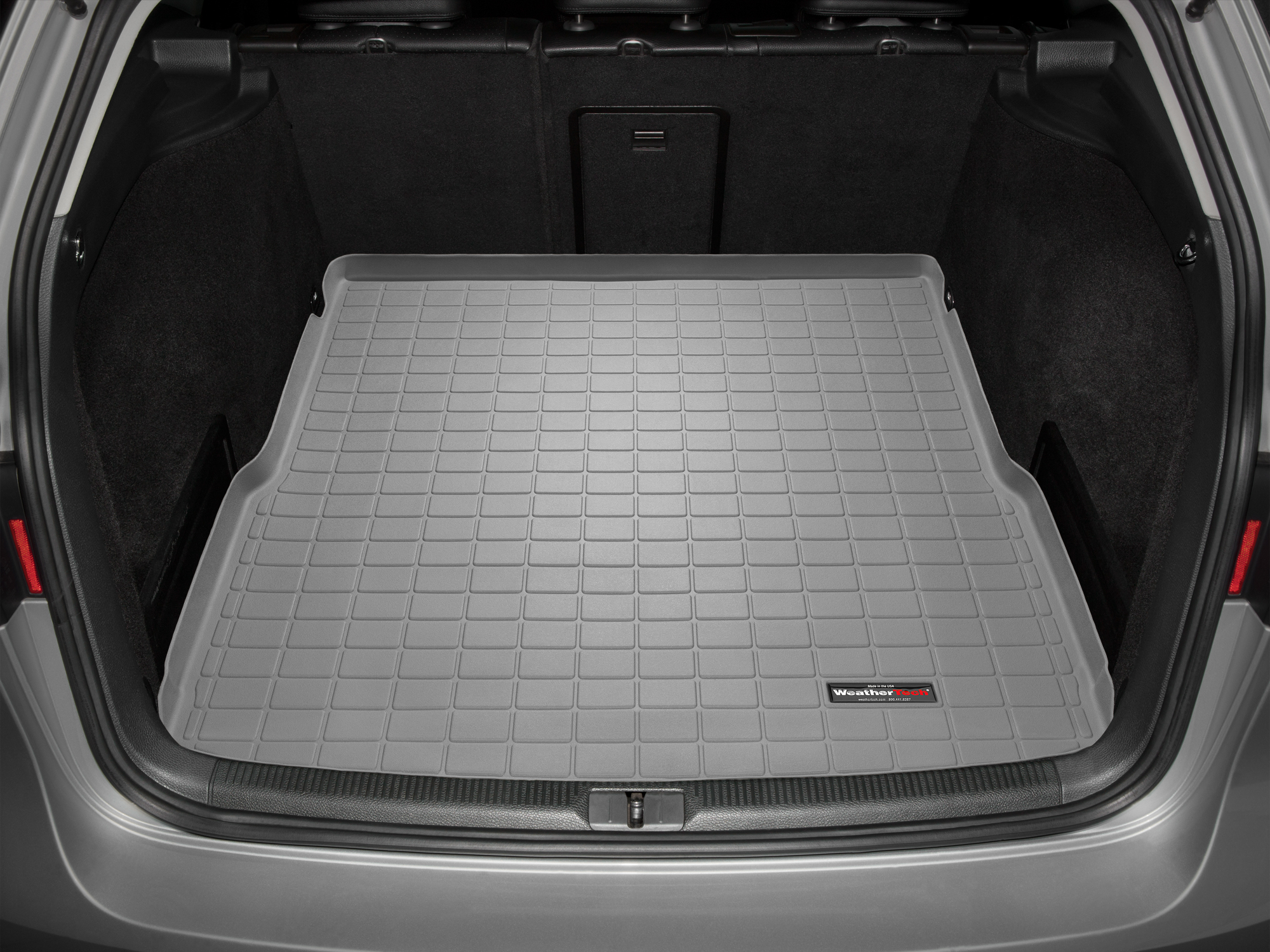 Volkswagen Passat 1997>2005 Vasca baule tappeto bagagliaio nero *1400