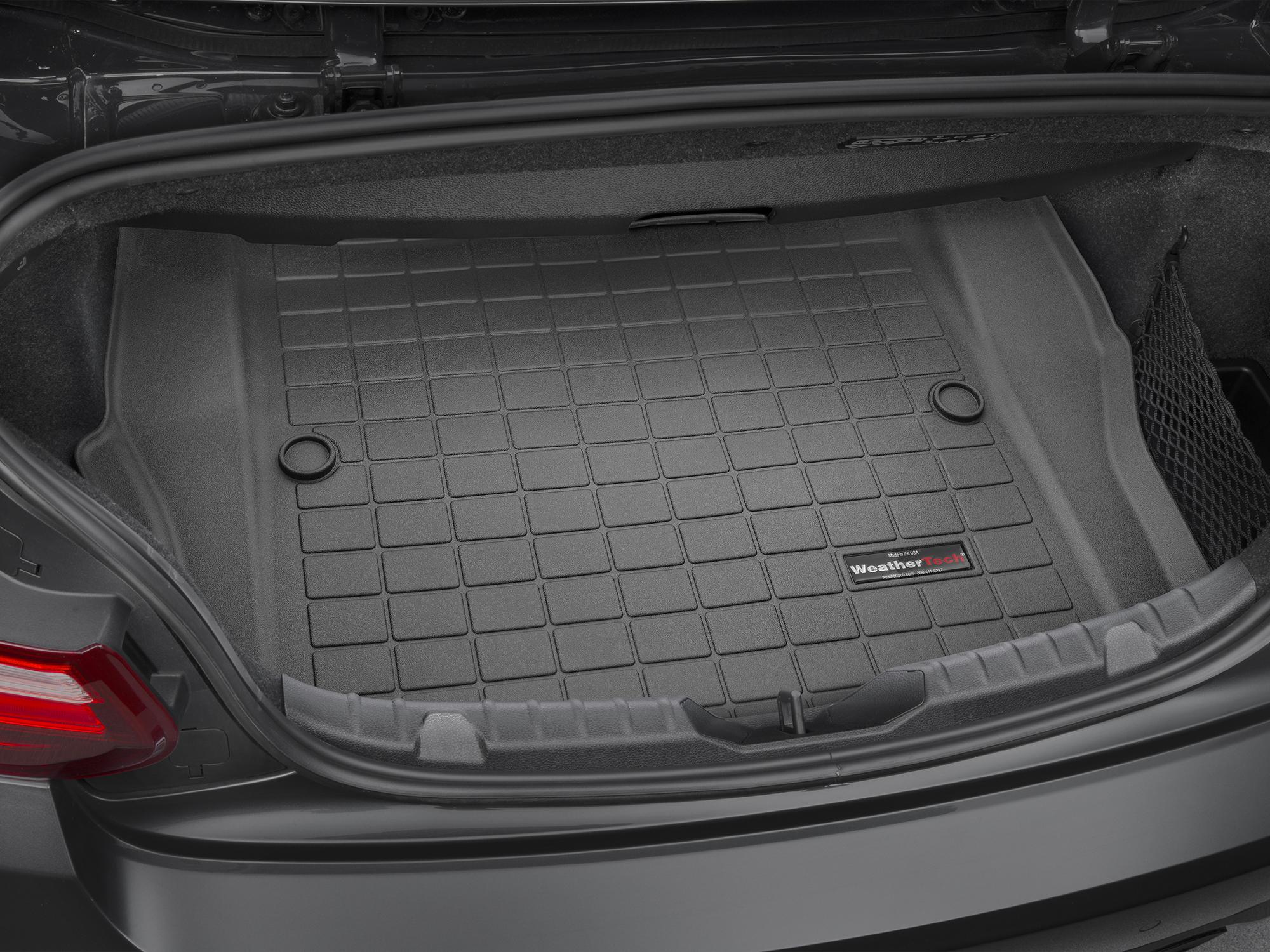 BMW 2-Series 2014>2017 Vasca proteggi baule bagagliaio marrone *154*