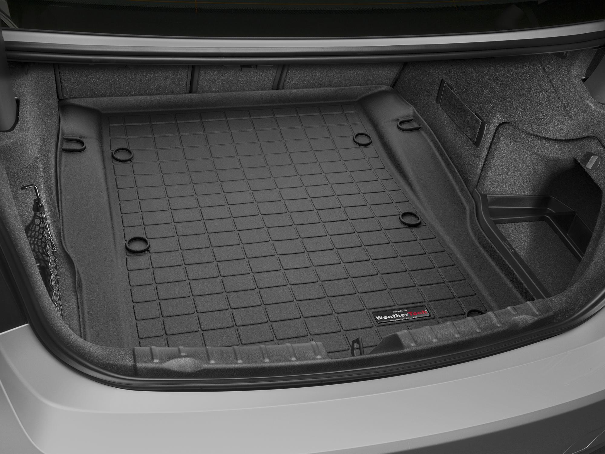 BMW 3-Series (F30 F31) 2012>2017 Vasca baule bagagliaio grigio *171*