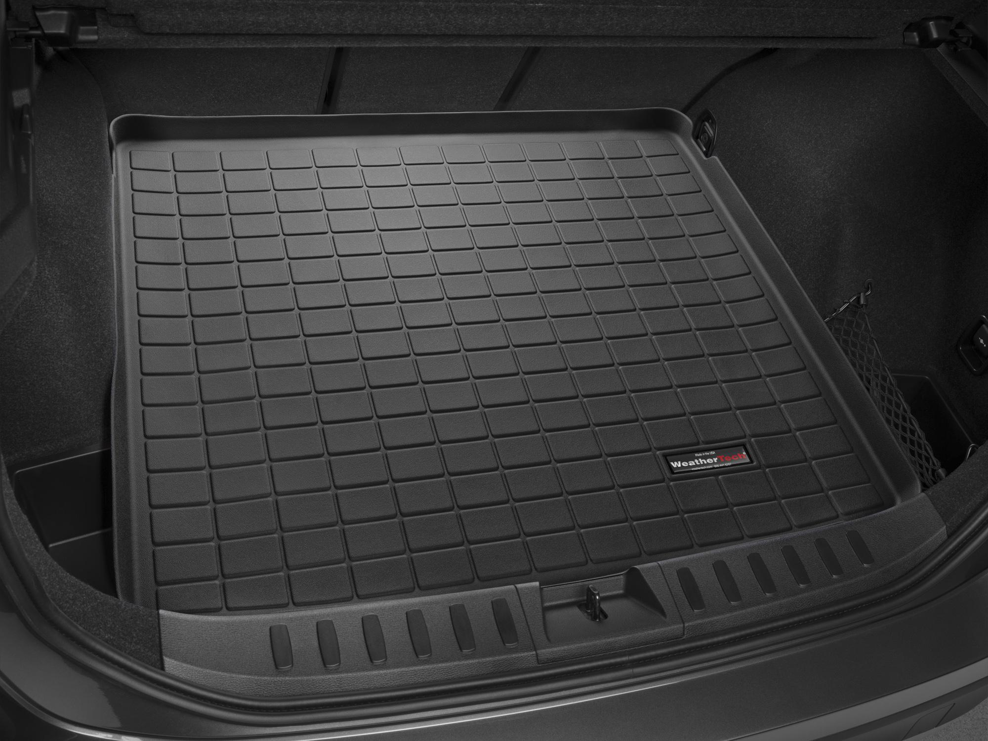 BMW X1 2009>2014 Vasca proteggi baule bagagliaio grigio *204*