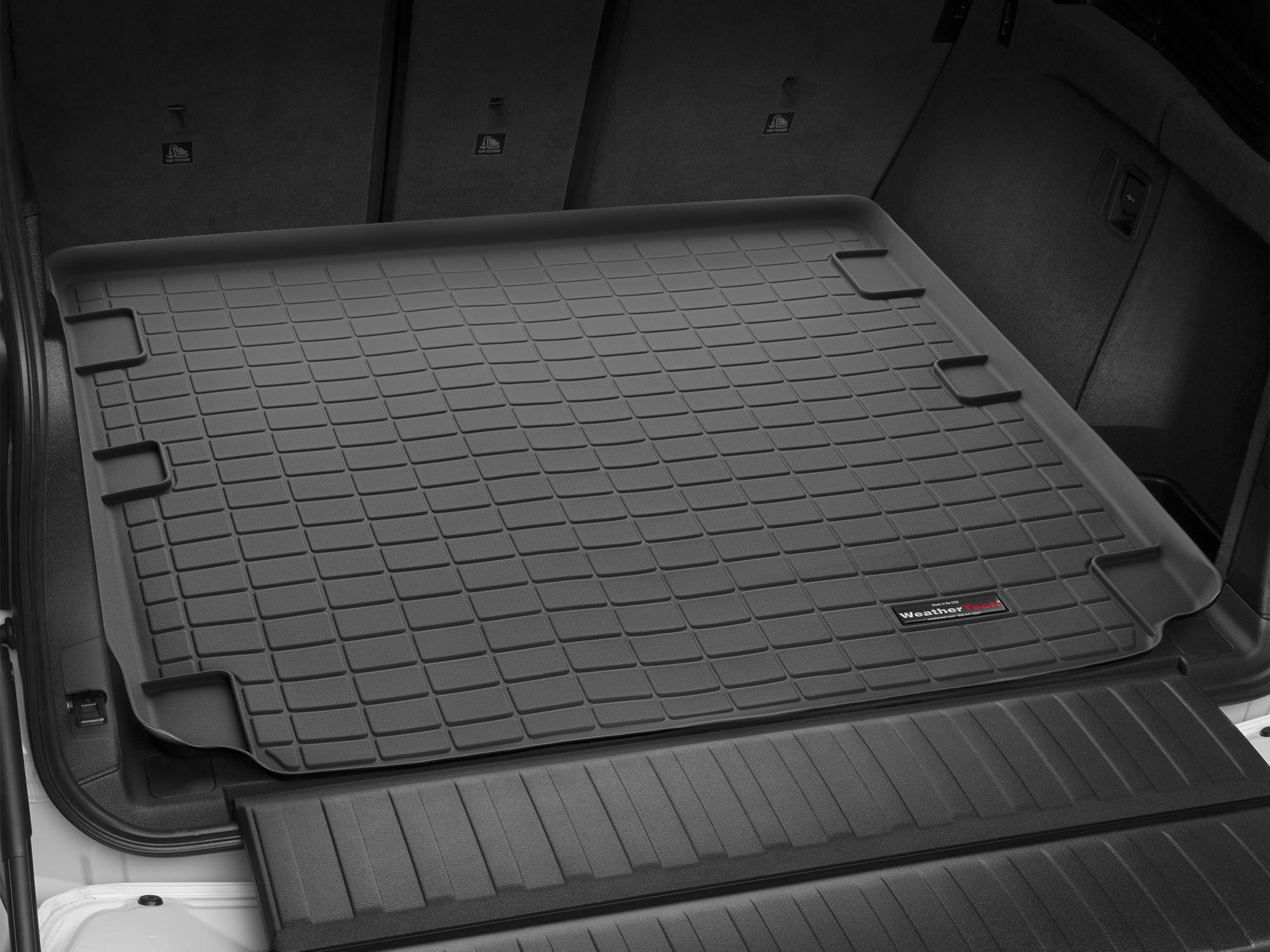 BMW X5 M 2007>2012 Vasca proteggi baule bagagliaio marrone *256*