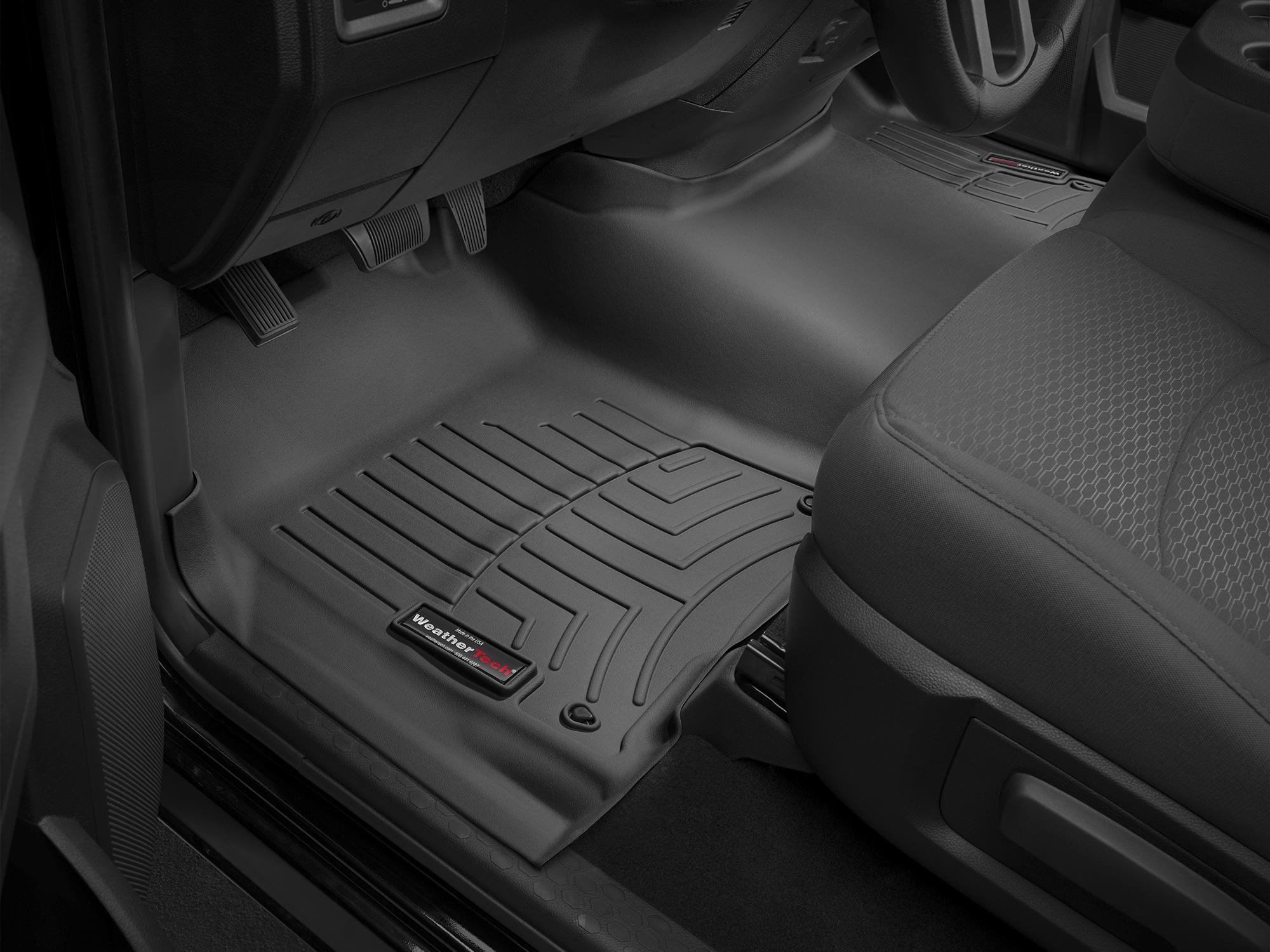 Tappeti gomma su misura bordo alto RAM Ram 2500/3500 12>12 Nero A3214
