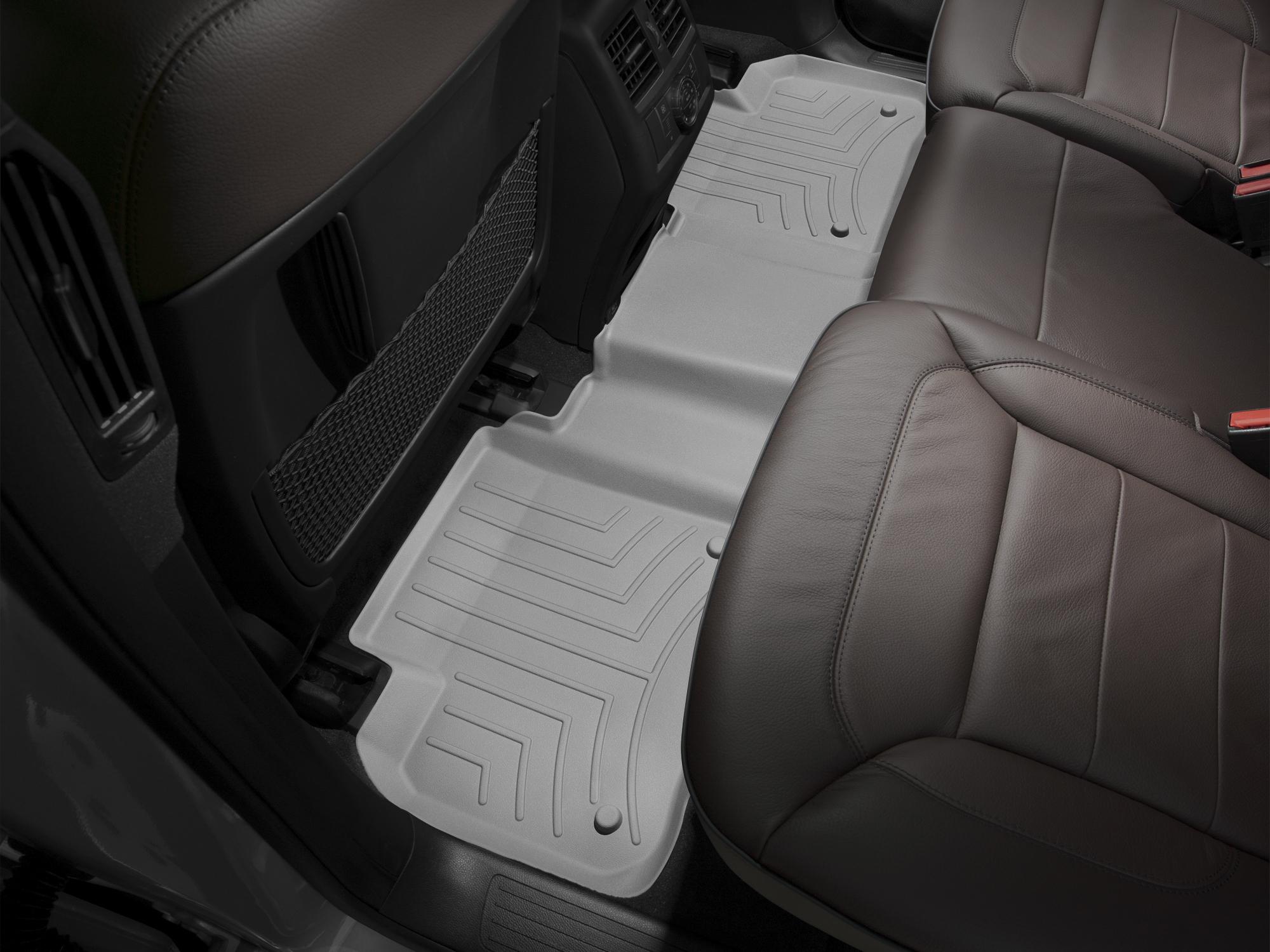 Tappeti gomma su misura bordo alto Mercedes GLS-Class 15>17 Grigio A2509