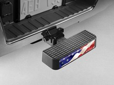 BumpStep USA - Hitch Mounted Step and Bumper Protection