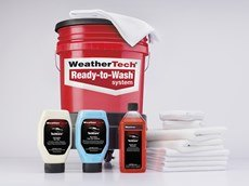 Ready-to-Wash System - Deluxe Wash & Wax Kit