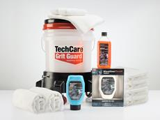 TechCare<sup>®</sup> Deluxe Wash & Wax Kit