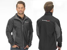 In the Driver's Seat Full Zip Softshell