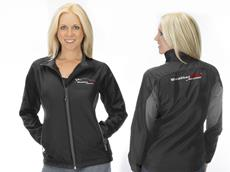 In the Driver's Seat Full Zip Softshell – Womens
