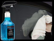 TechCare<sup>®</sup>  Interior Glass Cleaner with Anti Fog