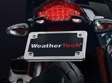 Billet Motorcycle License Plate Frame
