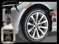TechCare Tire Gloss with Cross-Link Action