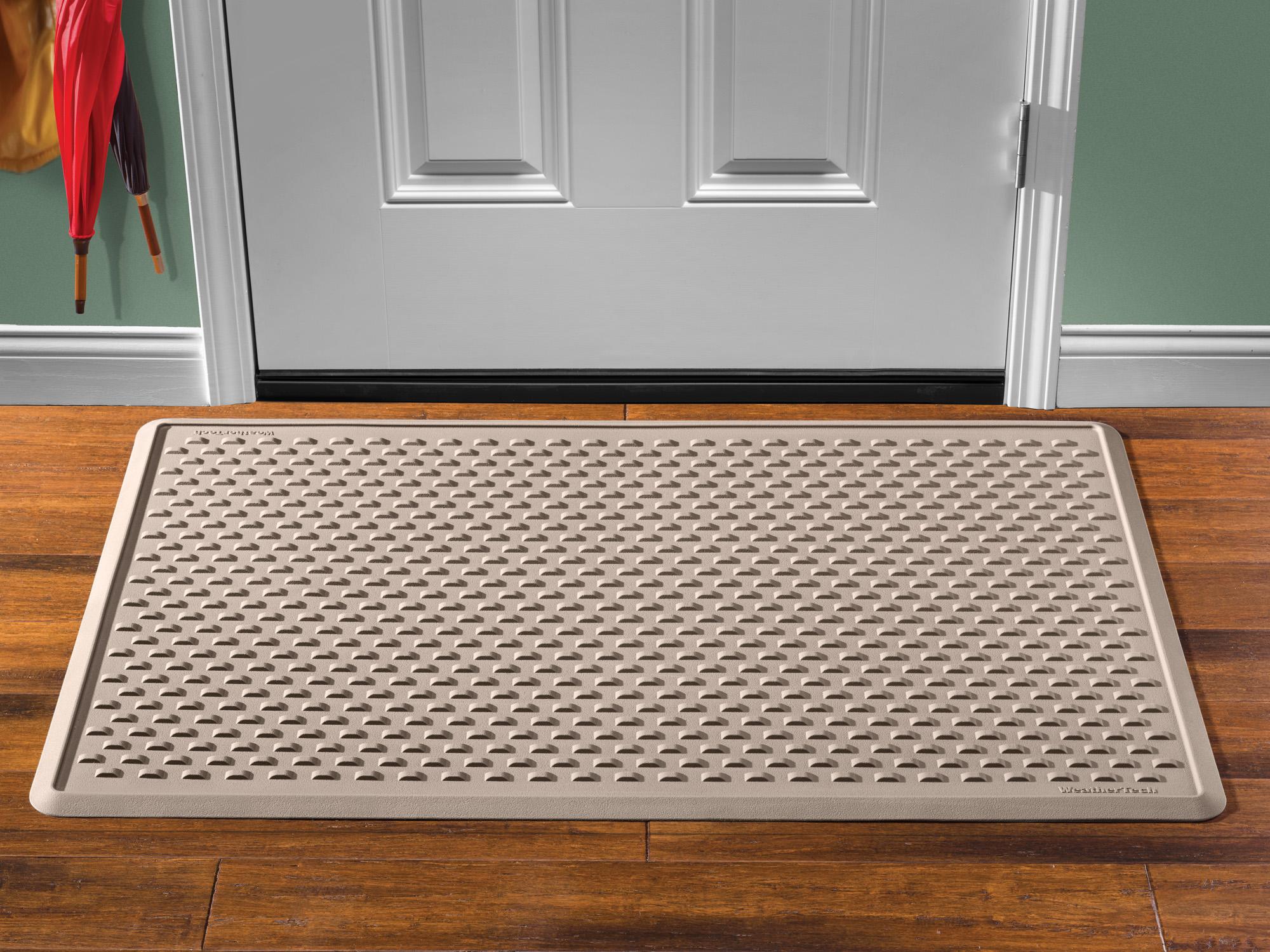 Rubber floor mats denver - Indoormat