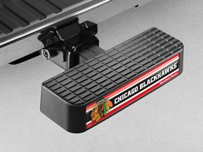 BumpStep<sup>®</sup> NHL<sup>®</sup> Teams - Hitch Mounted Step and Bumper Protection