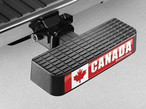 BumpStep<sup>®</sup> Canada - Hitch Mounted Step and Bumper Protection