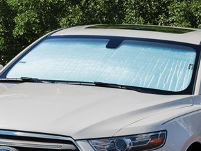 TechShade<sup>®</sup> Windshield and Window Sun Shade