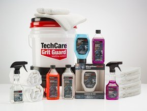 TechCare<sup>®</sup> Premium Wash & Wax Kit