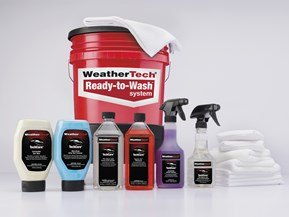 Ready-to-Wash System - Premium Wash & Wax Kit