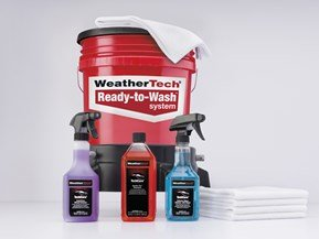 Ready-to-Wash System - Exterior Wash Kit