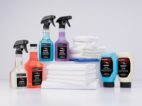 TechCare<sup>®</sup>  Exterior Wash & Wax Kit