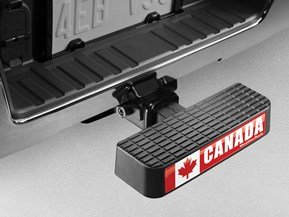 BumpStep Canada - Hitch Mounted Step and Bumper Protection