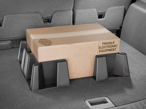 CargoTech<sup>®</sup> - Cargo Containment System for your Trunk