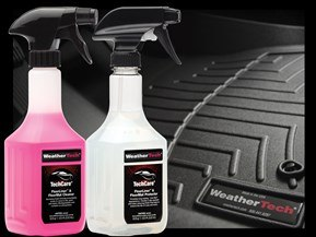 TechCare<sup>®</sup> FloorLiner and FloorMat Cleaner/Protector - KIT