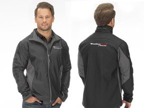 In the Driver's Seat Full Zip Softshell – Men's