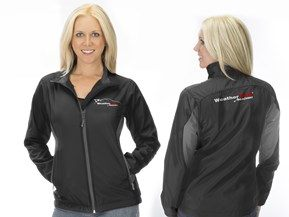 In the Driver's Seat Full Zip Softshell – Women's