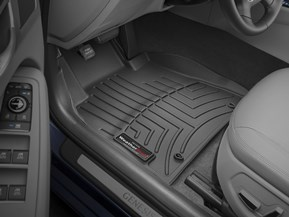 FloorLiner - Laser Measured for a perfect fit, our best 3D protection for your vehicles floor