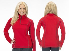Podium Performance Fleece Pullover – Women's