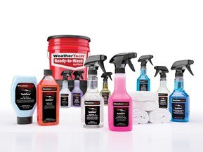 TechCare Vehicle Detailing and Cleaning Supplies