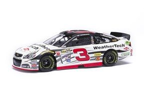 No. 3 DOW<sup>®</sup> WeatherTech<sup>®</sup> Chevrolet Diecasts