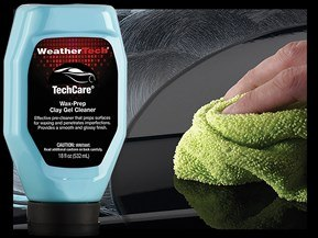 TechCare<sup>®</sup>  Wax-Prep Clay Gel Cleaner