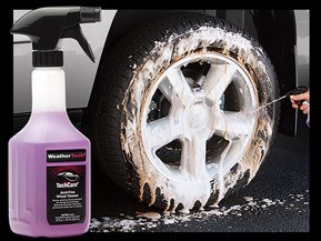 TechCare<sup>®</sup>  Acid-Free Wheel Cleaner