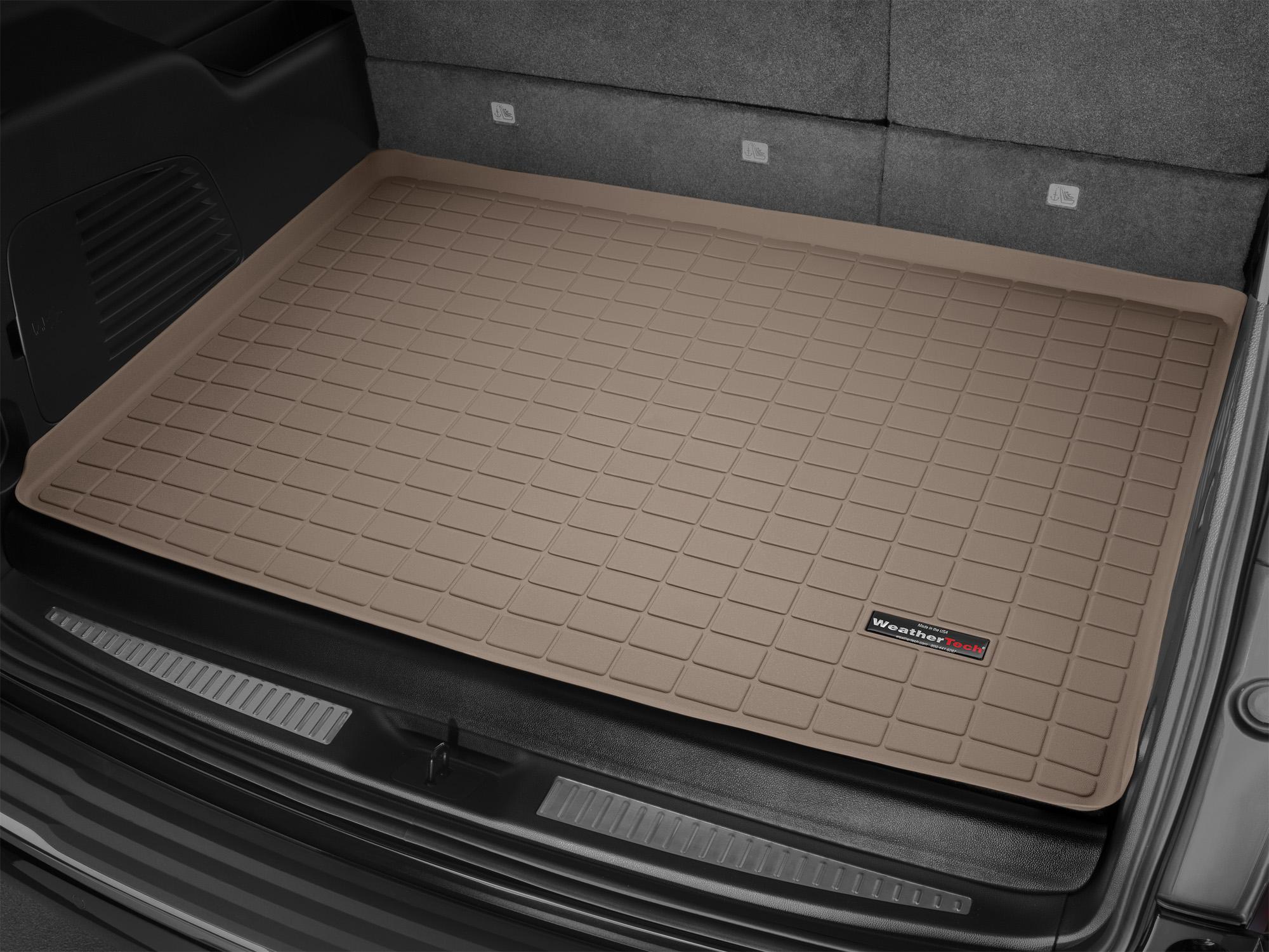 Weathertech mat sticker - Cargo Trunk Liner For Cars Suvs And Minivans
