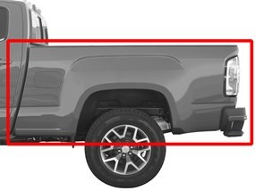 2016 chevrolet colorado   roll up truck bed covers for pickup