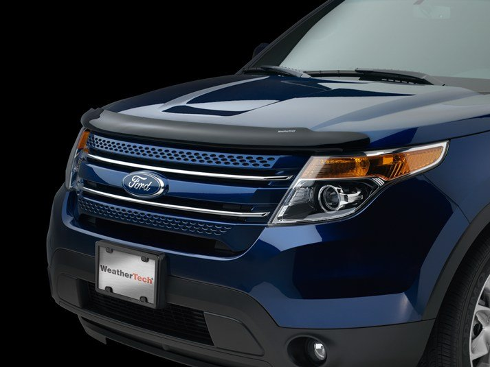 2015 ford explorer bug deflector and guard for truck suv and car hoods weathertechcom
