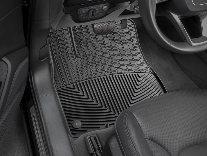 audi q7 allweather car mats all season flexible rubber floor mats
