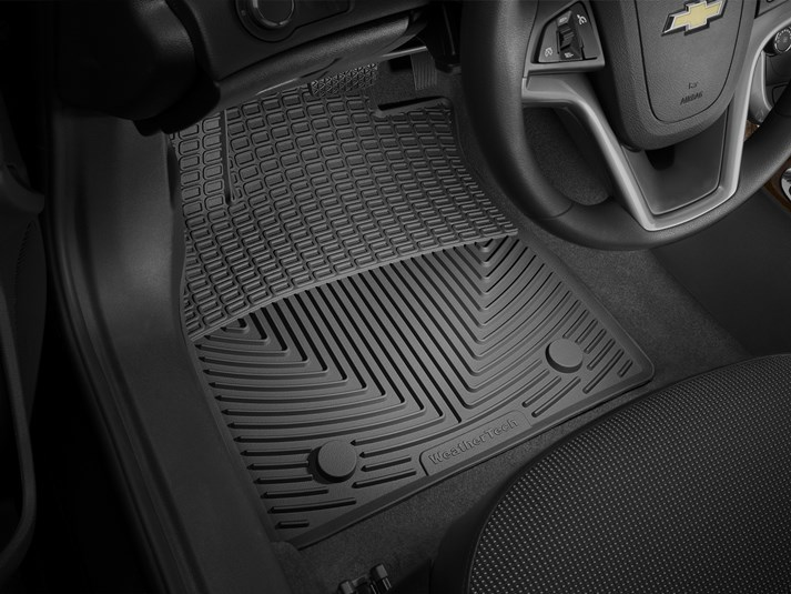 chevrolet malibu allweather car mats all season flexible rubber floor mats