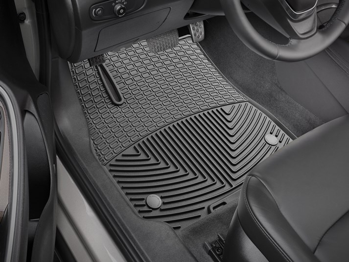 2017 Chevrolet Malibu | All Weather Car Mats   All Season Flexible Rubber Floor  Mats | WeatherTech.com